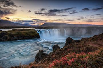 Goðafoss, der Götterwasserfall. Ein Zauber der Natur, Island_001