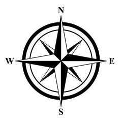 Basic Compass Rose
