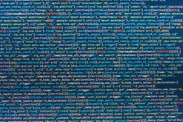 Information technology website coding standards for web design Script procedure creating. Mobile app developer. Python programming developer code. Programing workflow abstract algorithm concept.