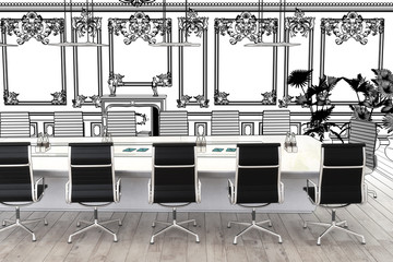 Conference Table  (preview)