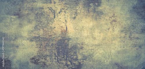 Wall mural Grunge metal texture