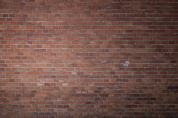 Brick texture with vignetting