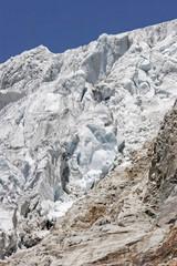 Gletscher im Val Ferret