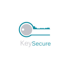 key secure logo