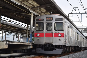 Suburban train of Greater Tokyo Area (Tokyu 8500 series)