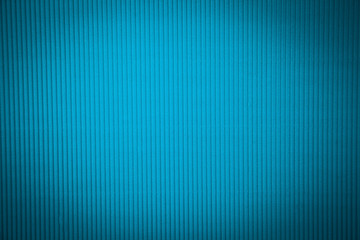 Blue paper background.