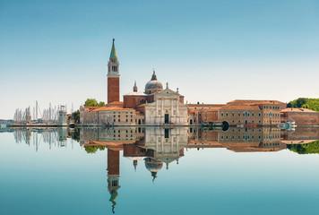 Wall Mural - San Giorgio Maggiore island in Venice, Italy
