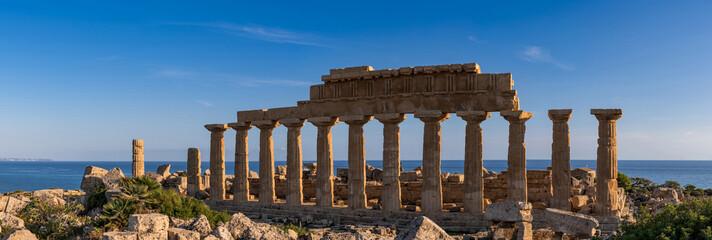 panorama Acropolis Fototapete