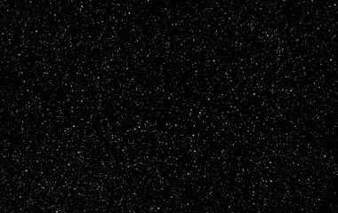 Perfect starry night sky background - outer space vector background Fototapete