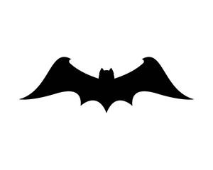 bat vector icon template