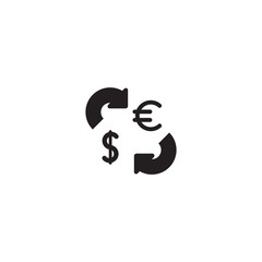 currency icon. sign design. red background