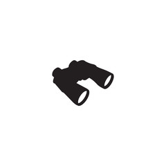 binoculars icon. sign design