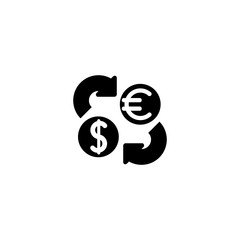 currency icon. sign design