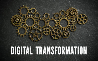 Digital Transformation as a complex system