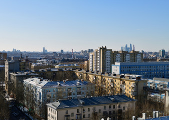 Southern Administrative District of Moscow, Russia.