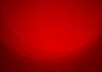 Red swirl abstract background