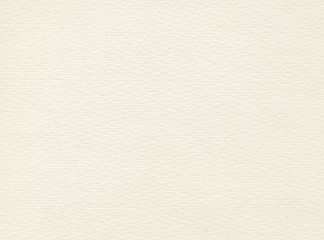 Watercolor paper. Horizontal texture. High quality details & resolution.