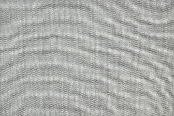 texture of gray knitted fabric, close-up, top view