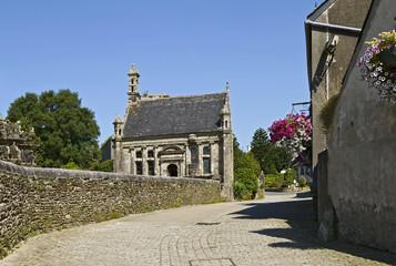 Guimiliau: Saint Anne chapel