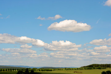 Landschaft in Thüringen