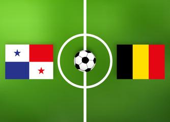 Fußball - Panama gegen Belgien