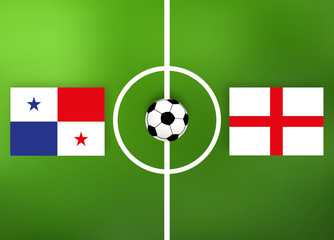 Fußball - Panama gegen England