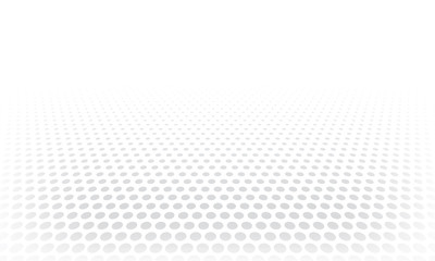 Abstract halftone pattern or dot wave background for vector business design