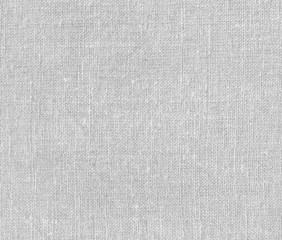 gray canvas background. Coarse textile texture. Highly detailed rough fabric.