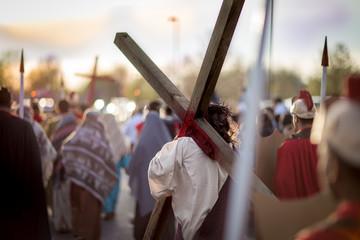 Jesus Carries His Cross - Way of the Cross