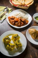 Indian Lamb Vindaloo