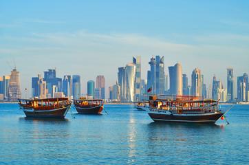 Tourist trips in Doha, Qatar