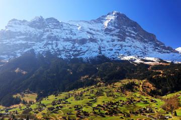Procurar fotos eiger eiger peak 3970m berner oberland switzerland europe reheart Choice Image