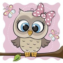 tie owl