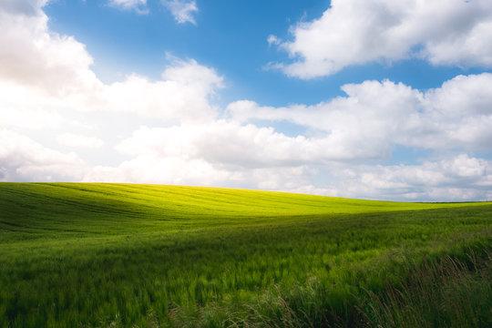 Landschaft, Windows, Licht, Schein,