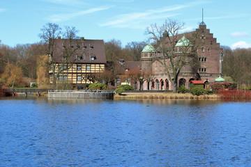 Schloss Wittringen bei Gladbeck