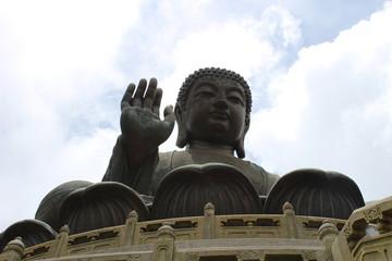 big buddha lantau , Hong Kong, China