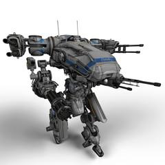 massive machine future robot