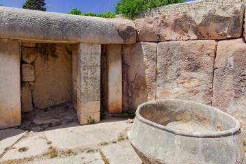 マルタ島の巨石神殿