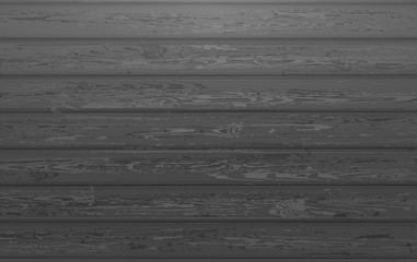 Natural wood texture, old wooden background, vintage panels. Grunge retro pattern. Hand drawn vector illustration, separated editable elements