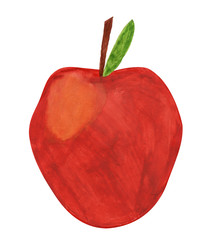 painted apple