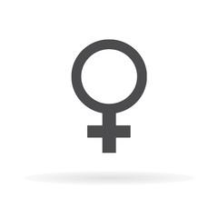 Venus icon. Vector Illustration.