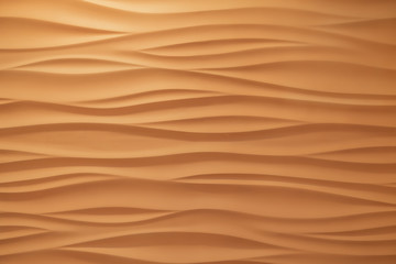 Abstract background: colored wavy texture.