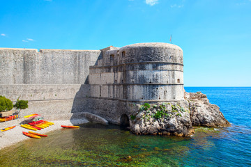Wall Mural - Old Town of Dubrovnik