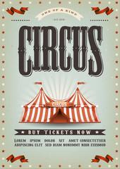 Circus Poster Design