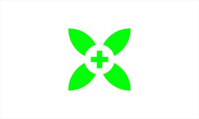 natural medical vector icon