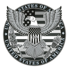 Coat of arms of the United States of America