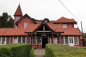 Das alte Postamt von Nuwara Eliya in Sri Lanka