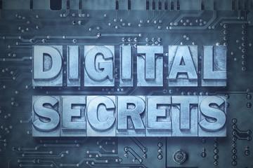 digital secrets-pc