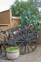 Mexican Horse Cart