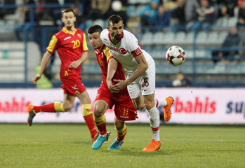 International Friendly - Montenegro vs Turkey